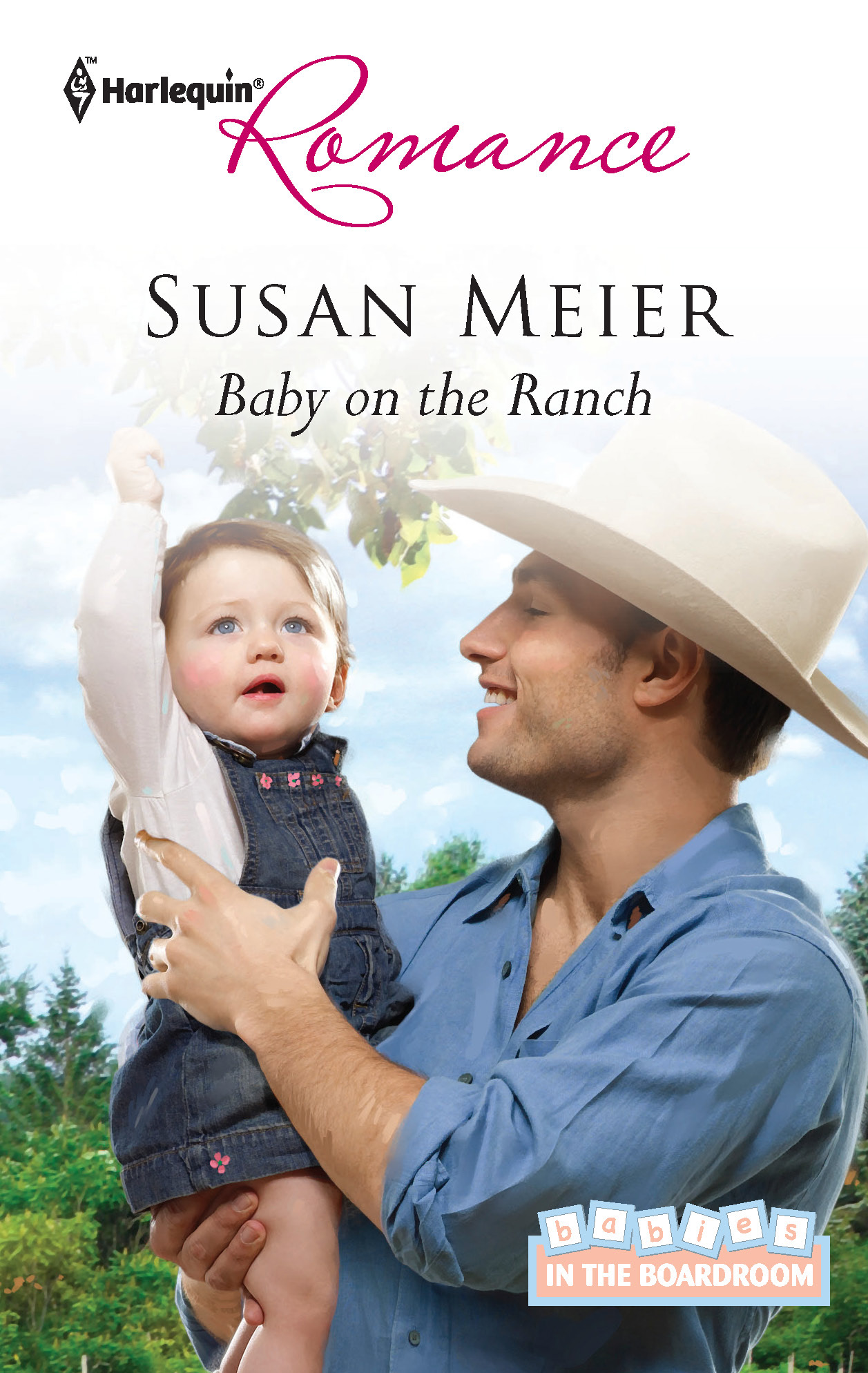 Baby on the Ranch cover