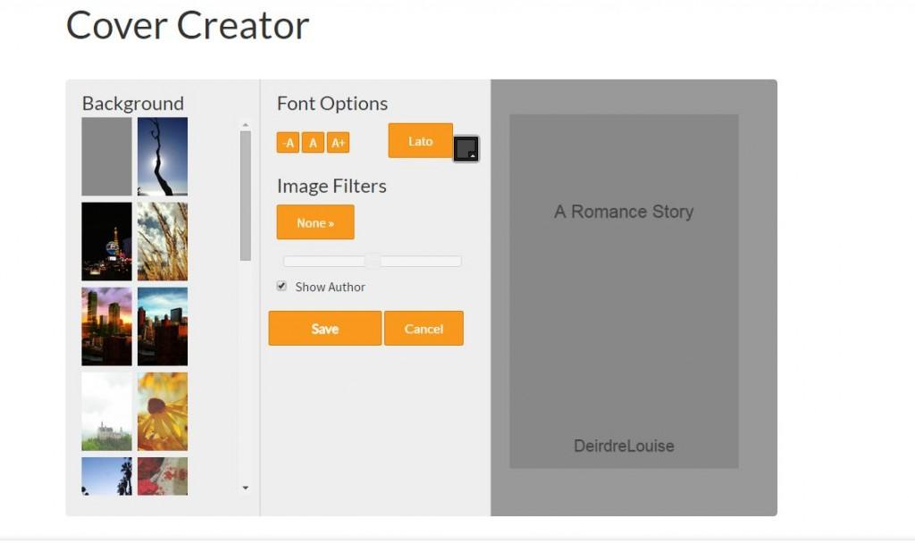 Create a Cover 2
