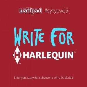 Wattpad Write For Harlequin