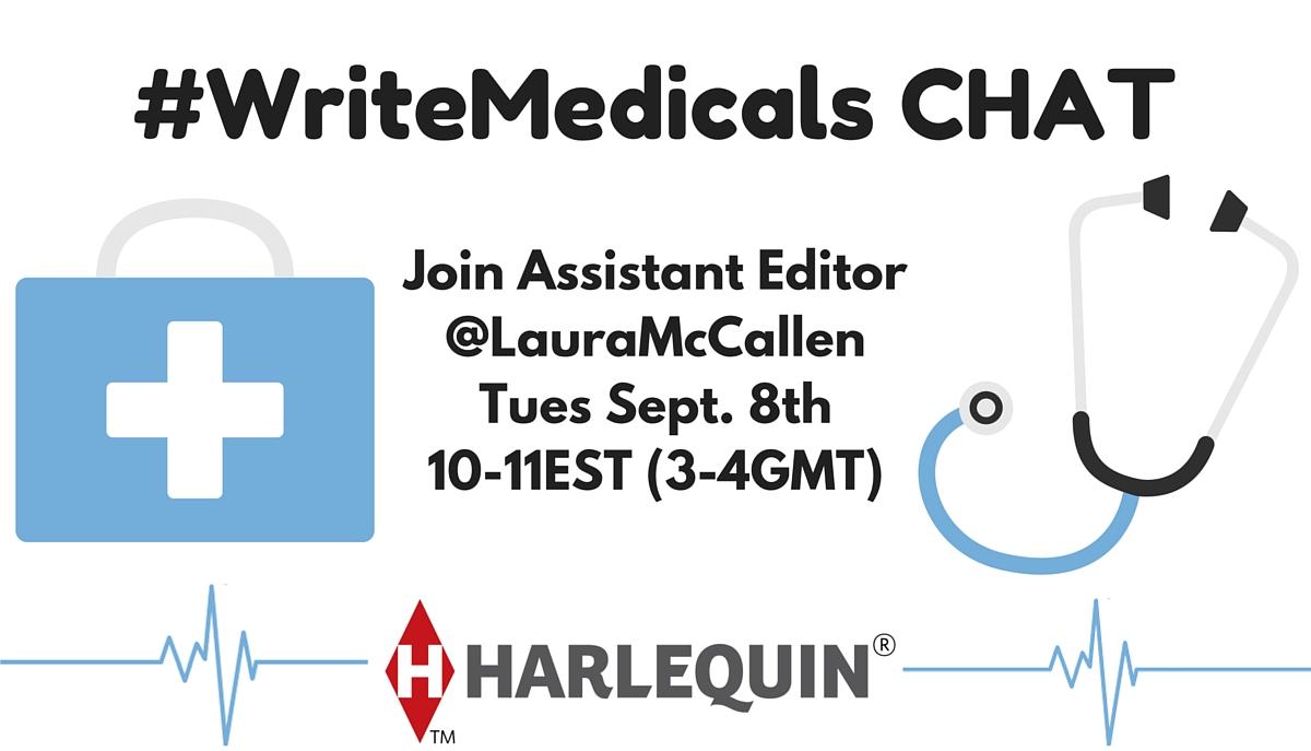#WriteMedicals