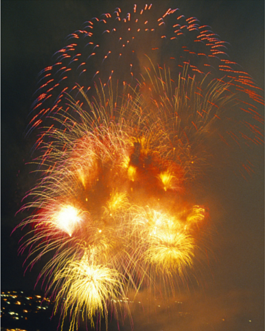 fireworks - free use