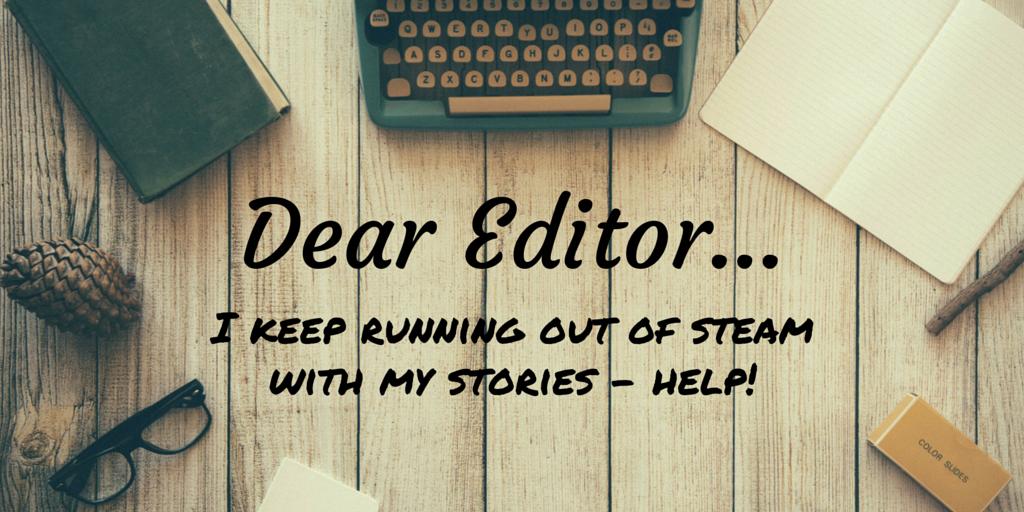 Dear Editor...