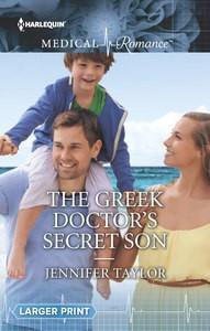 Jennifer Taylor_Greek Doctors Secret Son