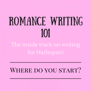 Romance Writing 101: Where do you start?