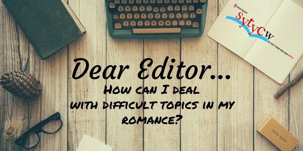 Dear Editor... (3)