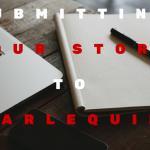 SubmittingYour StoryToHarlequin