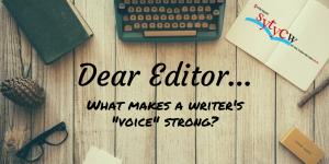 Dear Editor... (5)