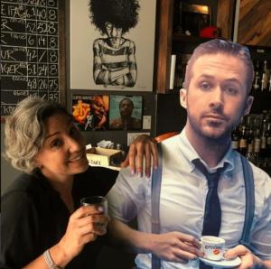 Grinder Coffee Ryan Gosling