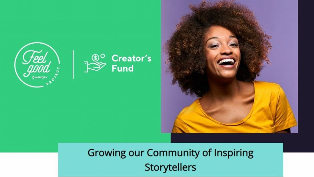 Harlequin Feel Good Creator's Fund for Inspiring Storytellers