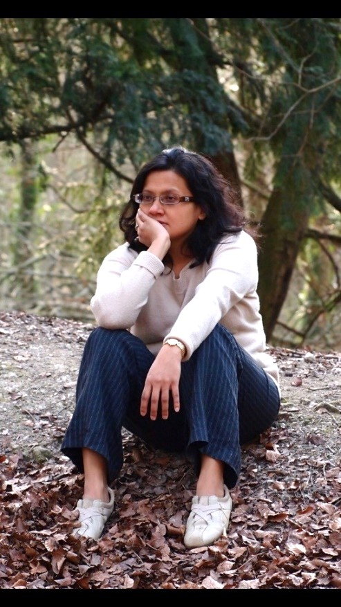 Author photo Ruby Basu