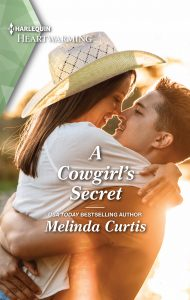 Cover of A Cowgirl's Secret