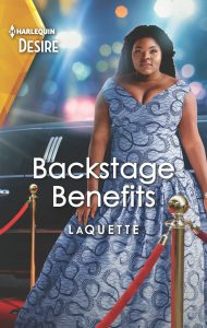 Cover of Backstage Benefits